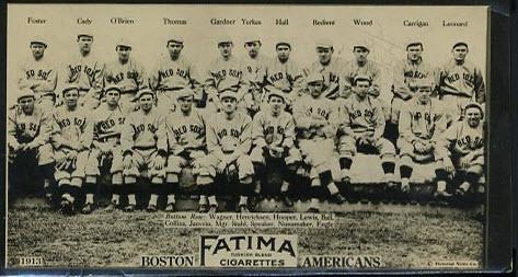 Fatima T200 Boston