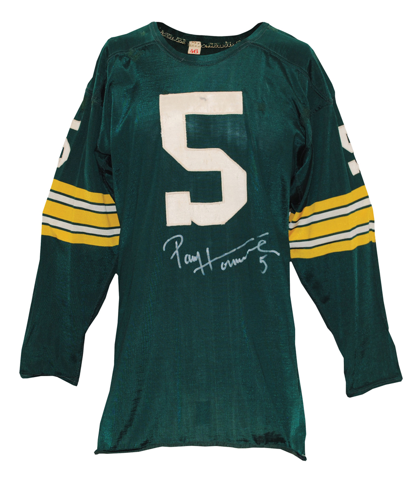 Packers Paul Hornung jersey