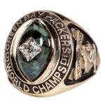 Packers Paul Hornung 1961 championship ring