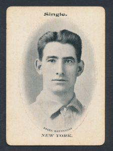 Roger Bresnahan 1906 Fan Craze