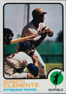 1973 Topps Clemente