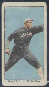 American Caramel 1911 Chick Gandil