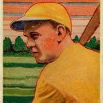 Bill Terry card 1933 George C Miller