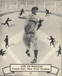 1937 OPC DiMaggio