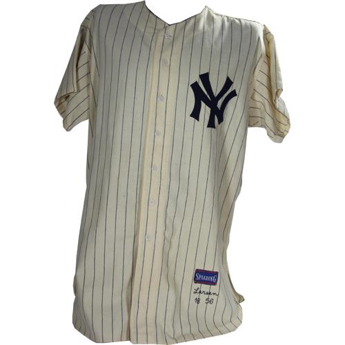 1956 Perfect game Don Larsen jersey