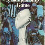 Ticket stub Super Bowl III