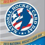 Upper Deck National Hockey Card Day