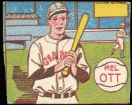 1943 Mel Ott MP R302-1