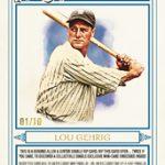Lou Gehrig 2013 Allen Ginter