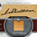 2013 Topps Ultimate Chase Ted Williams