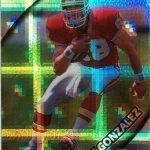 Tony Gonzalez rookie card