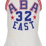Julius Erving ABA All Star jersey
