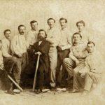 1865 Brooklyn Atlantics card CH Williamson