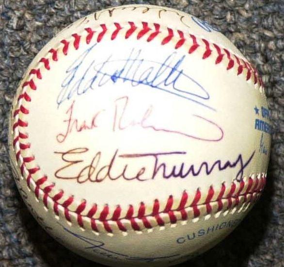 Eddie Murray combo ball