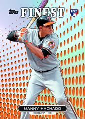 2013 Topps Finest Baseball