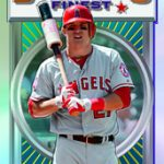 Mike Trout 2013 Topps Finest