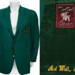 Green Jacket Art Wall