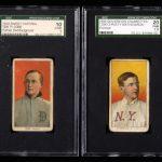 1909-11 T206 Baseball Cards
