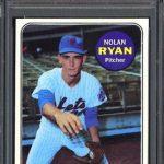 PSA 19 1969 Topps Nolan Ryan