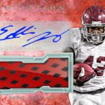Eddie Lacy autograph 2013 Topps Inception