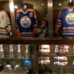 Shawn Chaulk Wayne Gretzky collection