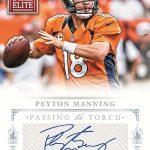 Peyton Manning 2013 Panini Elite