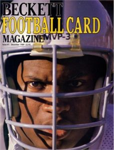 1989 Bo Jackson Beckett