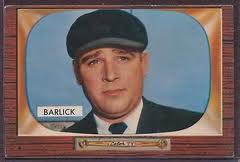 1955 Bowman Al Barlick