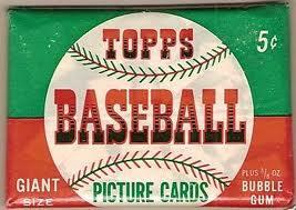 1952 Topps pack