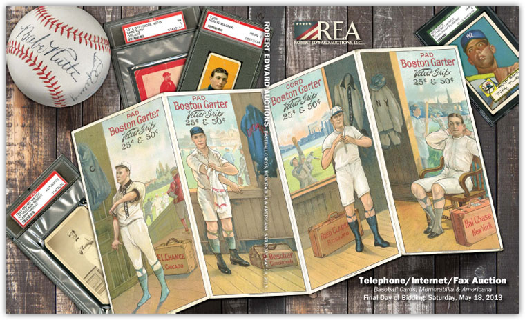 Robert Edward Auctions catalog