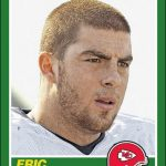 Chiefs Eric Fisher football card