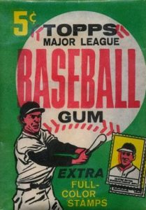 1960's topps high numbers