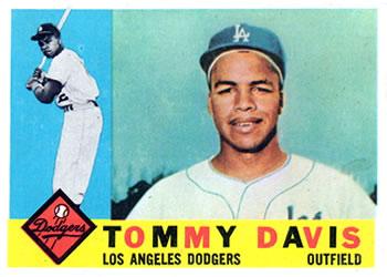 1960 Tommy Davis