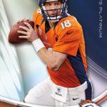 Platinum Topps 2013 Peyton Manning