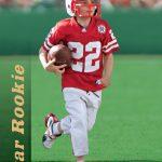 Jack Hoffman football card