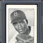 Jackie Robinson Bond Bread Rookie Card 1947