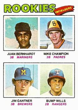 1977 Topps Jim Gantner