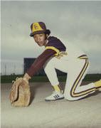 Topps 1979 Ozzie Smith photo transparency