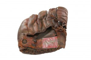 Jackie Robinson 1955 World Series glove