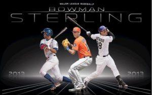 2013 Bowman Sterling Baseball box