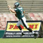 NFL Rookie Premiere 2013 Rose Bowl Matt Barkley Eagles