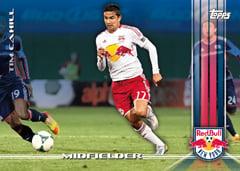 Topps MLS Cahill