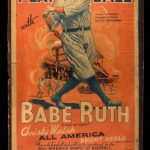Play Ball movie poster Babe Ruth