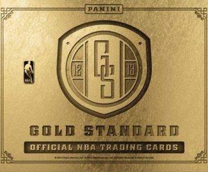 2012-13 Panini Gold Standard Basketball box