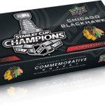 2013 Blackhawks boxed hockey card set Upper Deck