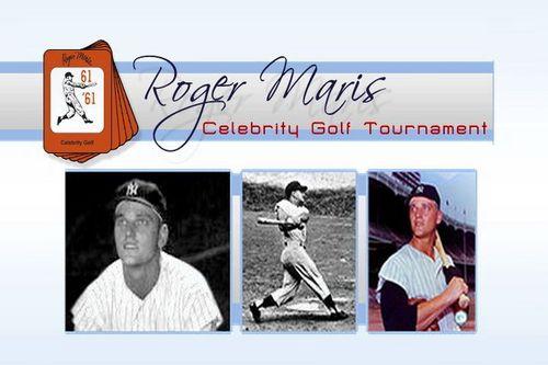 Roger Maris golf tournament
