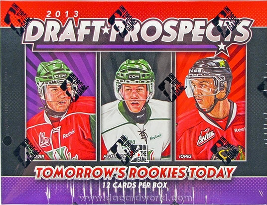 In the Game Draft Prospects 2013 box