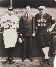 Ruth, Gehrig, Christy Walsh