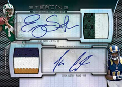 Dual Relic 2013 Bowman Sterling