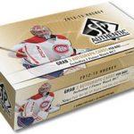 SP Authentic hockey box 2012-13
